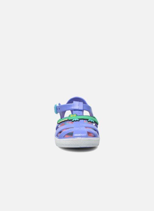 Sandales et nu-pieds Colors of California Jelly sandals CROCO Violet vue portées chaussures