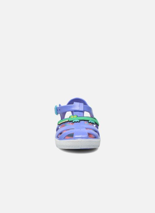 Sandals Colors of California Jelly sandals CROCO Purple model view
