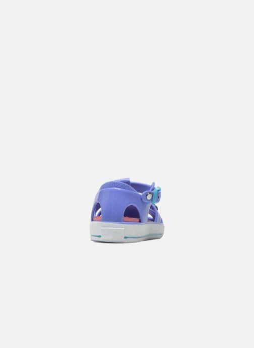 Sandales et nu-pieds Colors of California Jelly sandals CROCO Violet vue droite