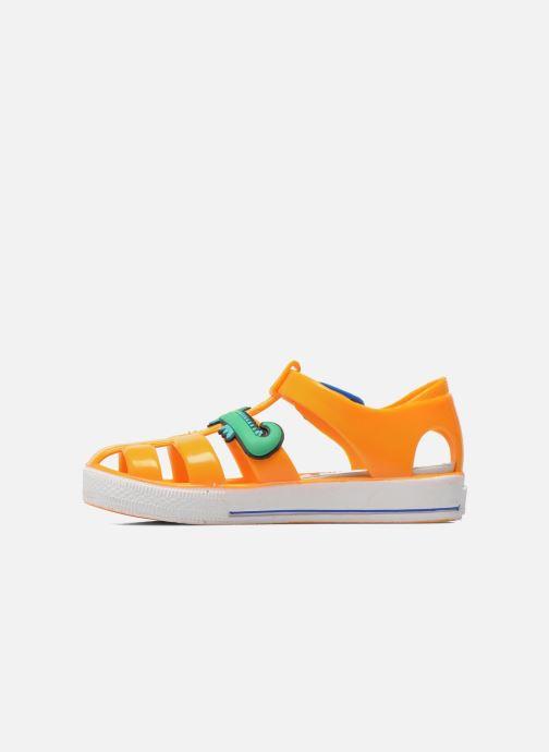 Sandali e scarpe aperte Colors of California Jelly sandals CROCO Arancione immagine frontale