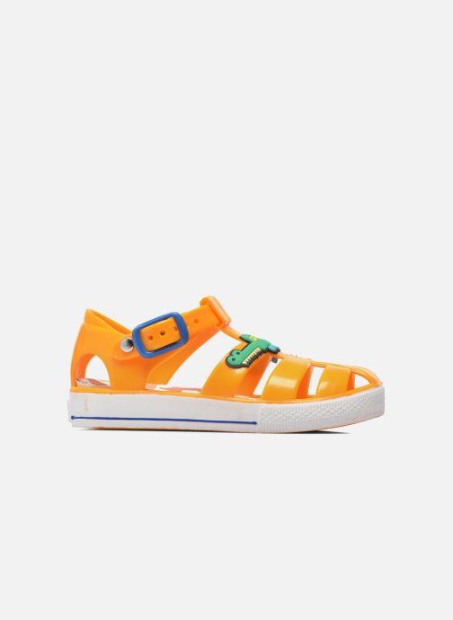 Sandali e scarpe aperte Colors of California Jelly sandals CROCO Arancione immagine posteriore
