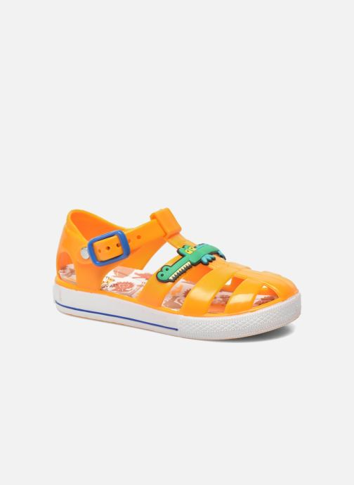 Sandales et nu-pieds Colors of California Jelly sandals CROCO Orange vue détail/paire