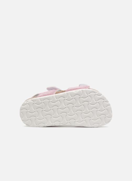 Sandalen Colors of California Bio Laminated Sandals Roze boven