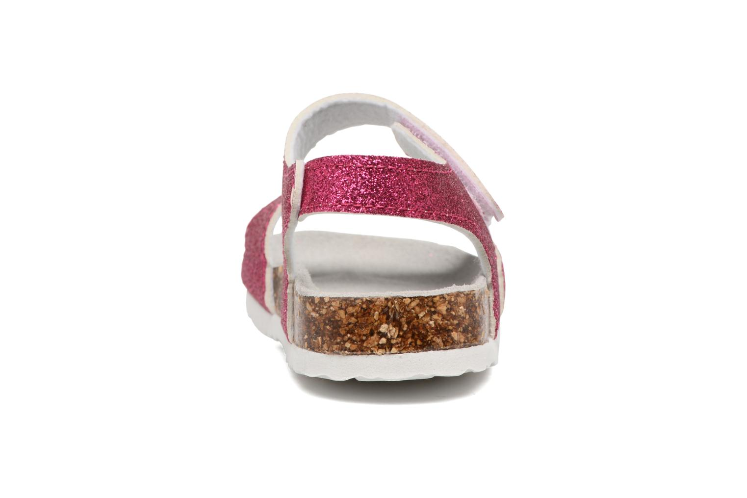 Sandaler Colors of California Bio Laminated Sandals Pink Se fra højre