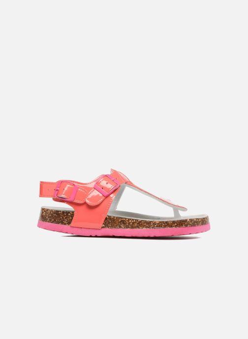 Sandales et nu-pieds Colors of California Bio Flip Flop Rose vue derrière