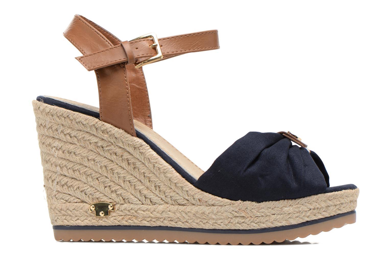 Sandales et nu-pieds Tom Tailor Lou Bleu vue derrière
