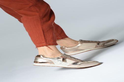 Sneakers Tom Tailor Anastasie Pink se forneden
