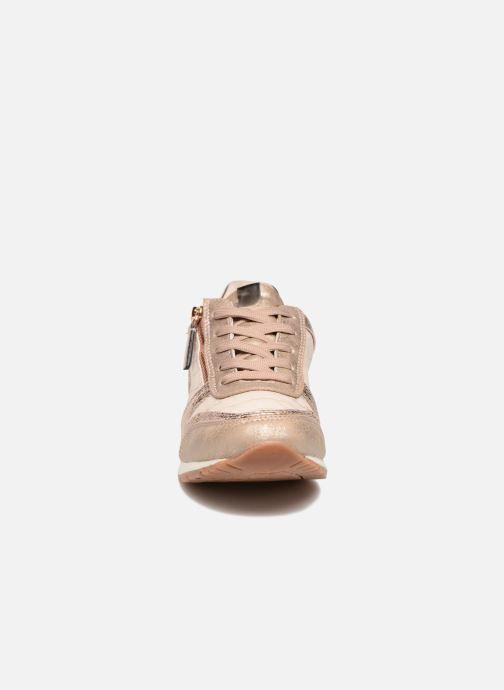 Baskets Tom Tailor Anastasie Rose vue portées chaussures