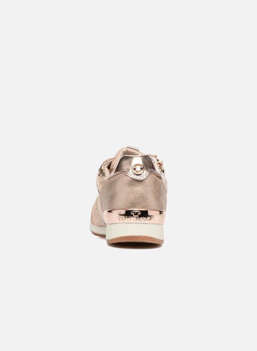 Sneakers Tom Tailor Anastasie Pink Se fra højre