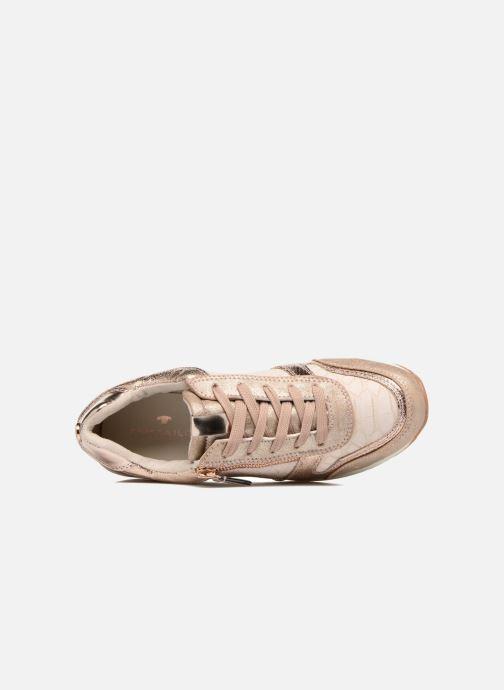 Sneakers Tom Tailor Anastasie Pink se fra venstre