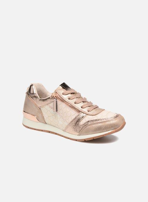 Sneakers Tom Tailor Anastasie Pink detaljeret billede af skoene
