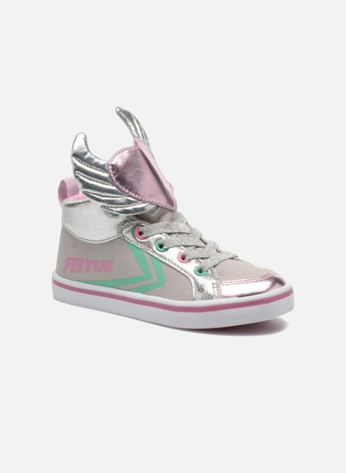 Sneakers Feiyue Delta Mid Novelty Grigio vedi dettaglio/paio