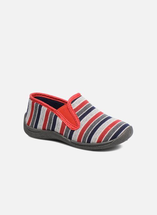 Pantofole Rondinaud Jimmy Grigio vedi dettaglio/paio
