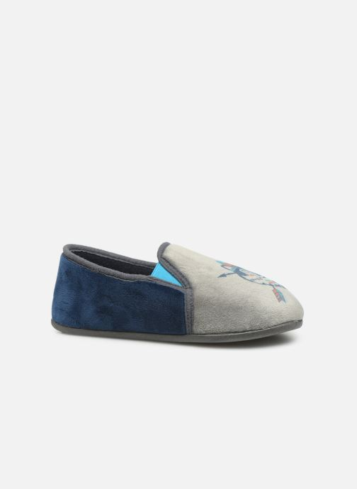 Slippers Rondinaud Fanon Blue back view