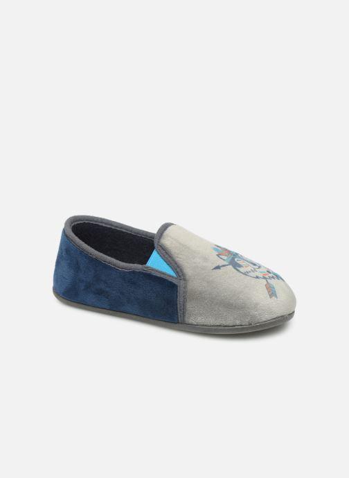 Pantofole Rondinaud Fanon Azzurro vedi dettaglio/paio