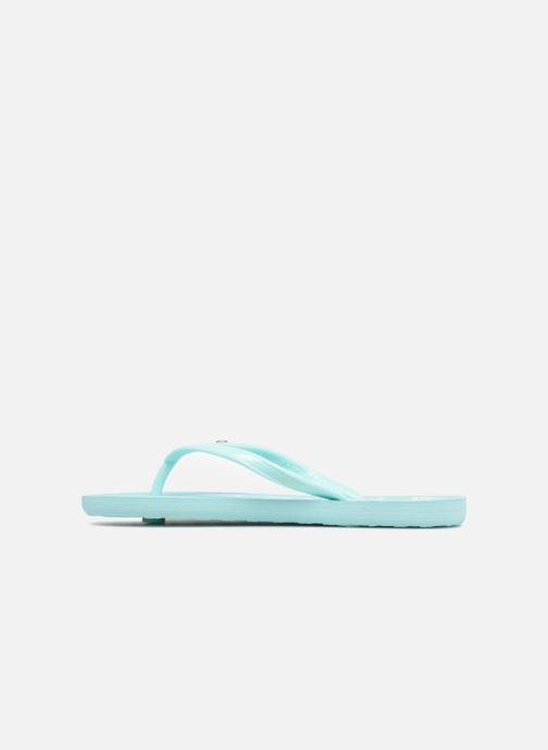 Slippers Roxy Rg Sandy Blauw voorkant