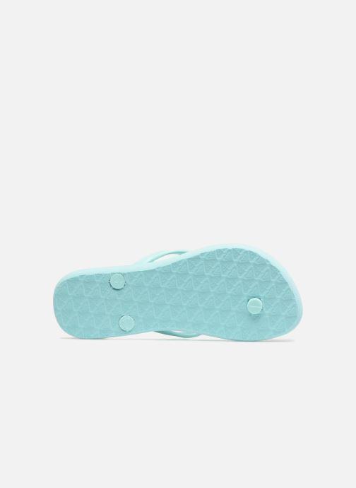 Slippers Roxy Rg Sandy Blauw boven