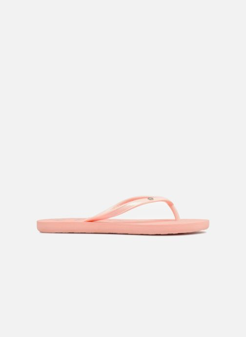 Flip flops & klipklapper Roxy Rg Sandy Orange se bagfra
