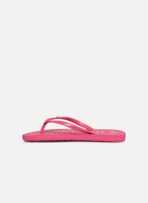 Flip flops & klipklapper Roxy Rg Sandy Pink se forfra