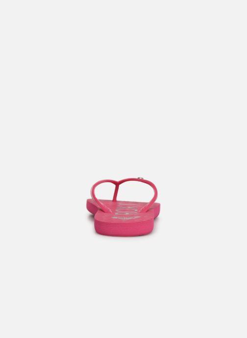 Flip flops & klipklapper Roxy Rg Sandy Pink Se fra højre