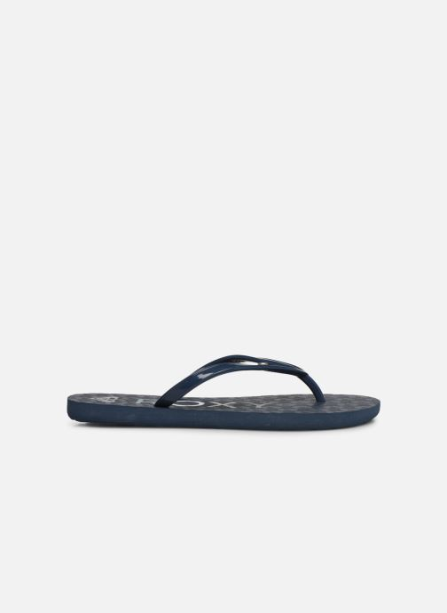 Flip flops Roxy Rg Sandy Blue back view