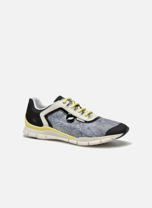 Trainers Geox D SUKIE B D62F2B Multicolor detailed view/ Pair view