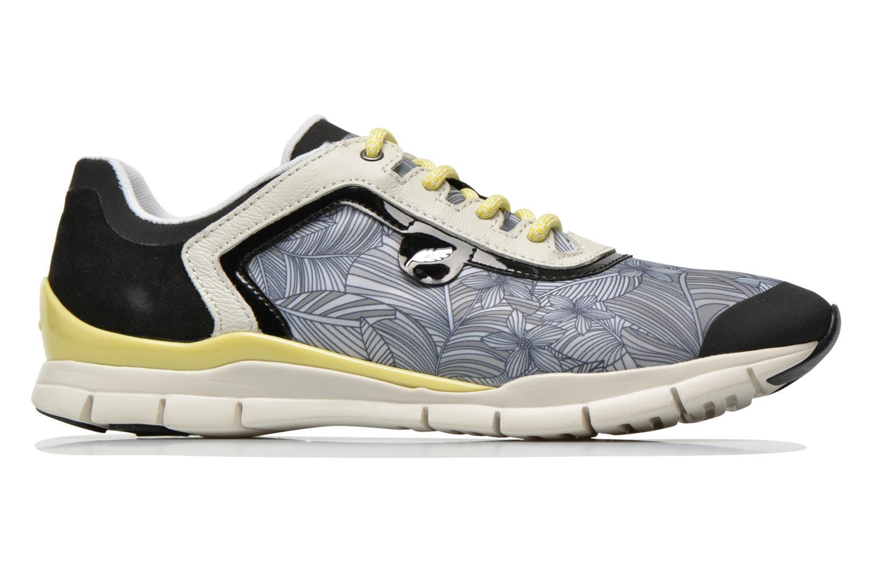 Sneakers Geox D SUKIE B D62F2B Multicolore immagine posteriore