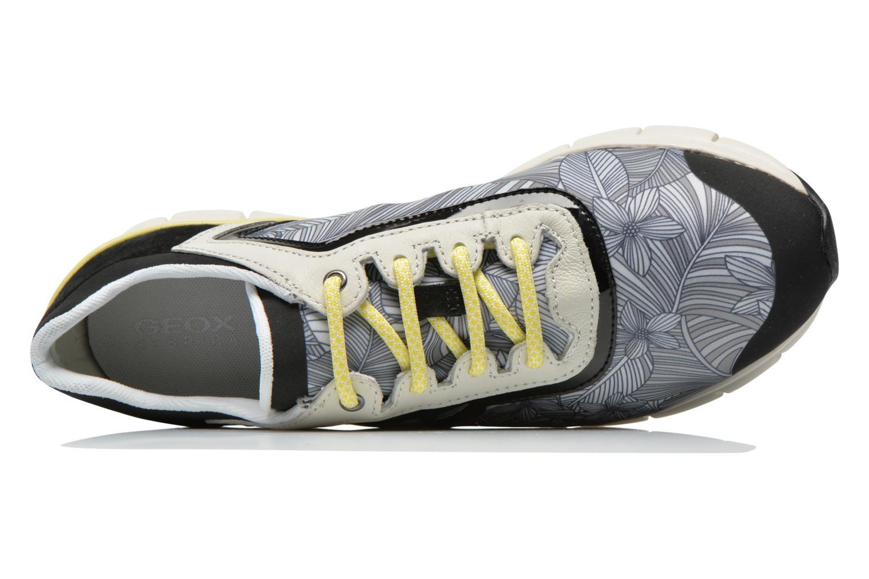 Sneakers Geox D SUKIE B D62F2B Multicolore immagine sinistra