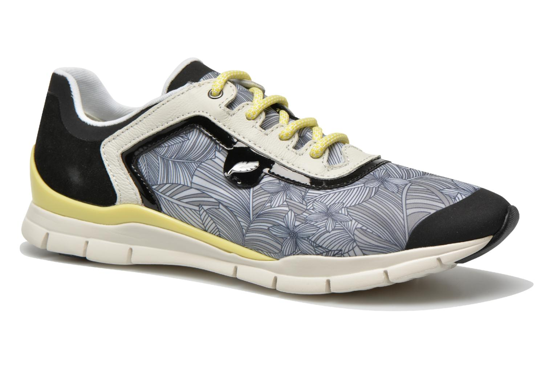Sneakers Geox D SUKIE B D62F2B Multicolore vedi dettaglio/paio