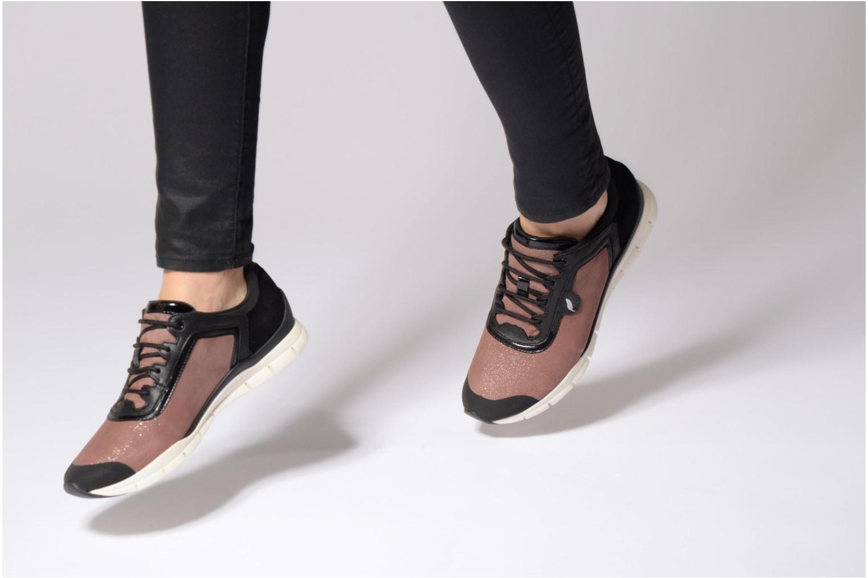 Sneakers Geox D SUKIE B D62F2B Roze onder