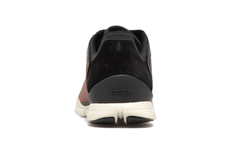 Sneakers Geox D SUKIE B D62F2B Roze rechts