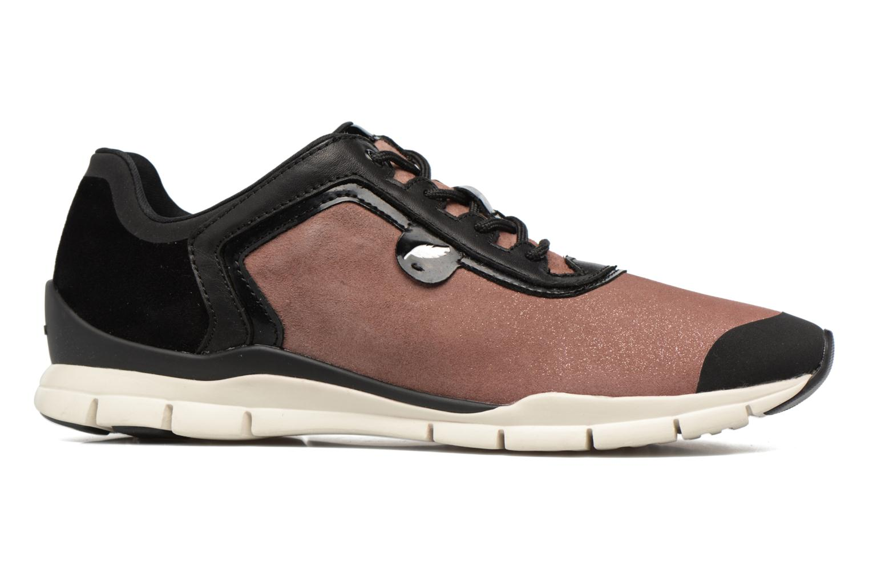 Sneakers Geox D SUKIE B D62F2B Roze achterkant