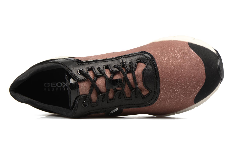 Sneakers Geox D SUKIE B D62F2B Roze links