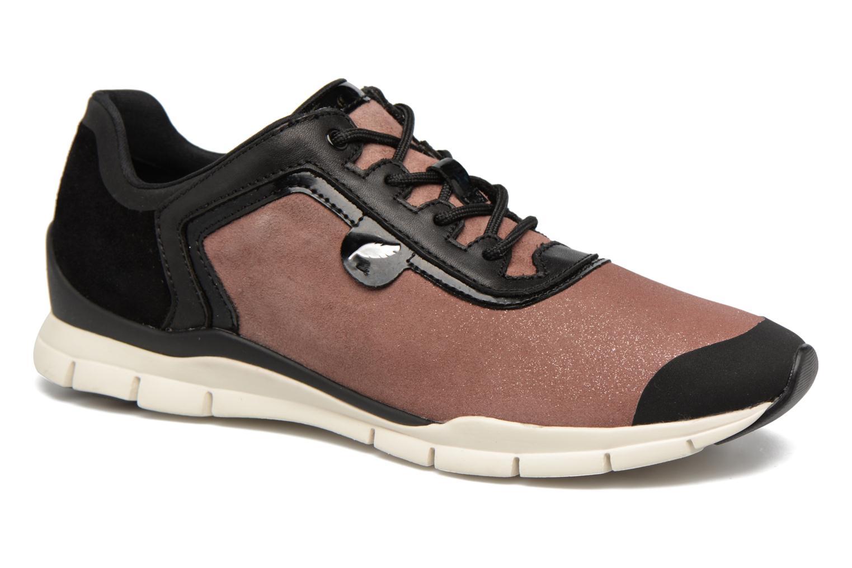 Sneakers Geox D SUKIE B D62F2B Roze detail