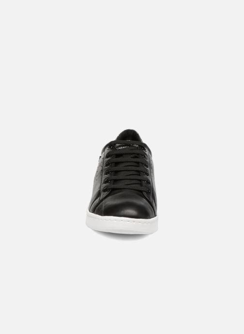 Sneaker Geox D JAYSEN A D621BA schwarz schuhe getragen