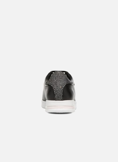 Sneaker Geox D JAYSEN A D621BA schwarz ansicht von rechts