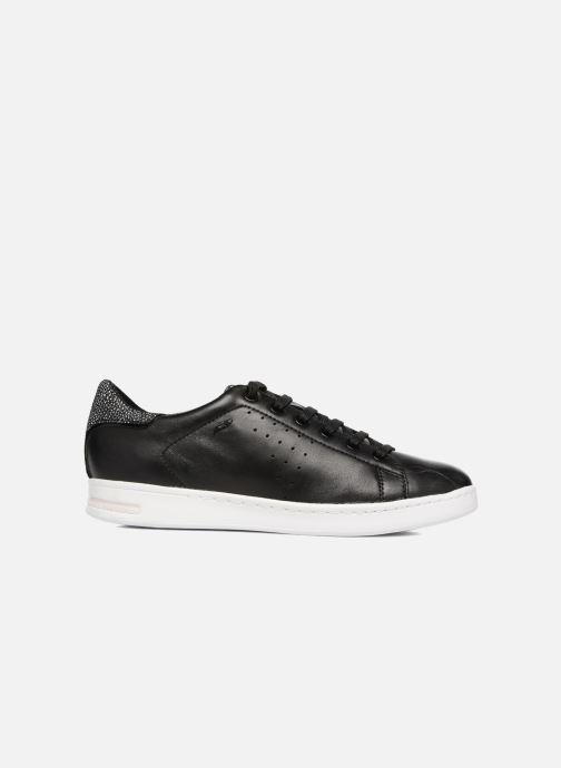 Sneaker Geox D JAYSEN A D621BA schwarz ansicht von hinten
