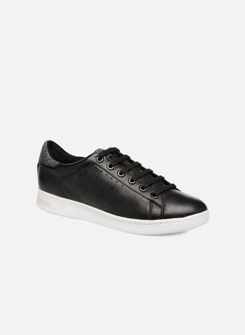 Sneaker Geox D JAYSEN A D621BA schwarz detaillierte ansicht/modell