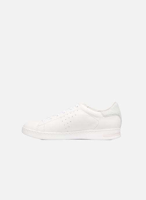 Sneakers Geox D JAYSEN A D621BA Bianco immagine frontale