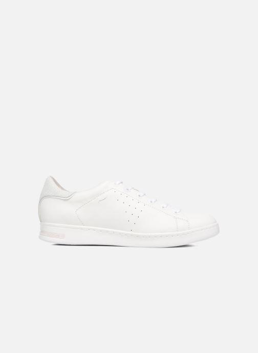 Sneaker Geox D JAYSEN A D621BA weiß ansicht von hinten