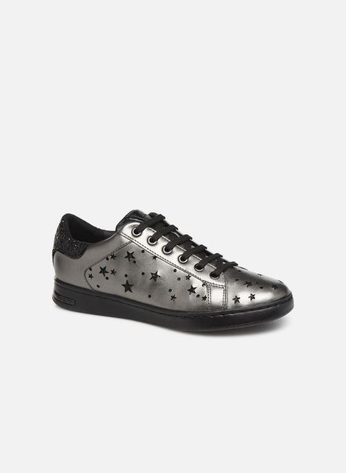 Sneakers Geox D JAYSEN A D621BA Silver detaljerad bild på paret