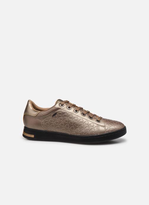 Sneakers Geox D JAYSEN A D621BA Oro e bronzo immagine posteriore