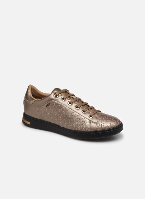Sneakers Geox D JAYSEN A D621BA Oro e bronzo vedi dettaglio/paio
