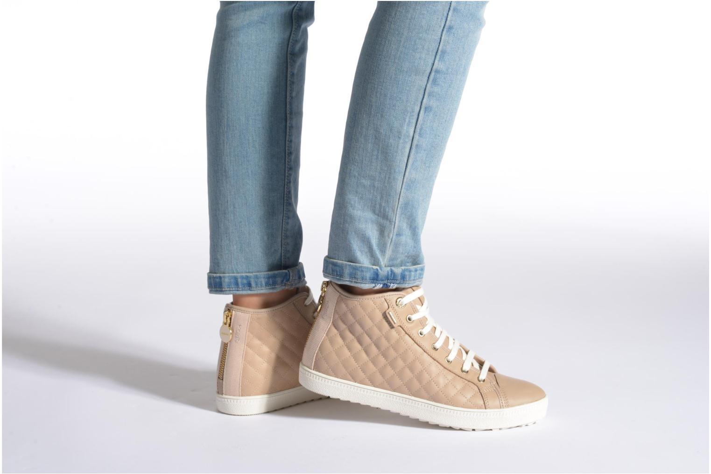 Sneakers Geox D AMARANTH ABX A D62Z4A Beige onder