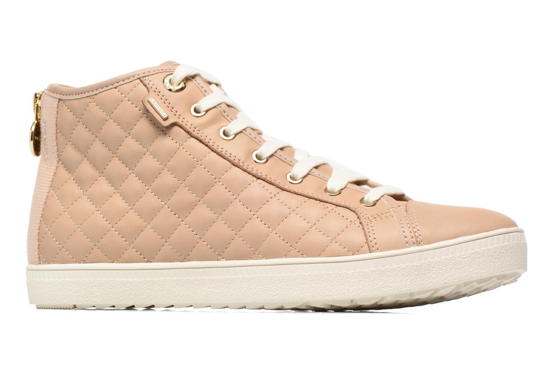 Sneakers Geox D AMARANTH ABX A D62Z4A Beige achterkant