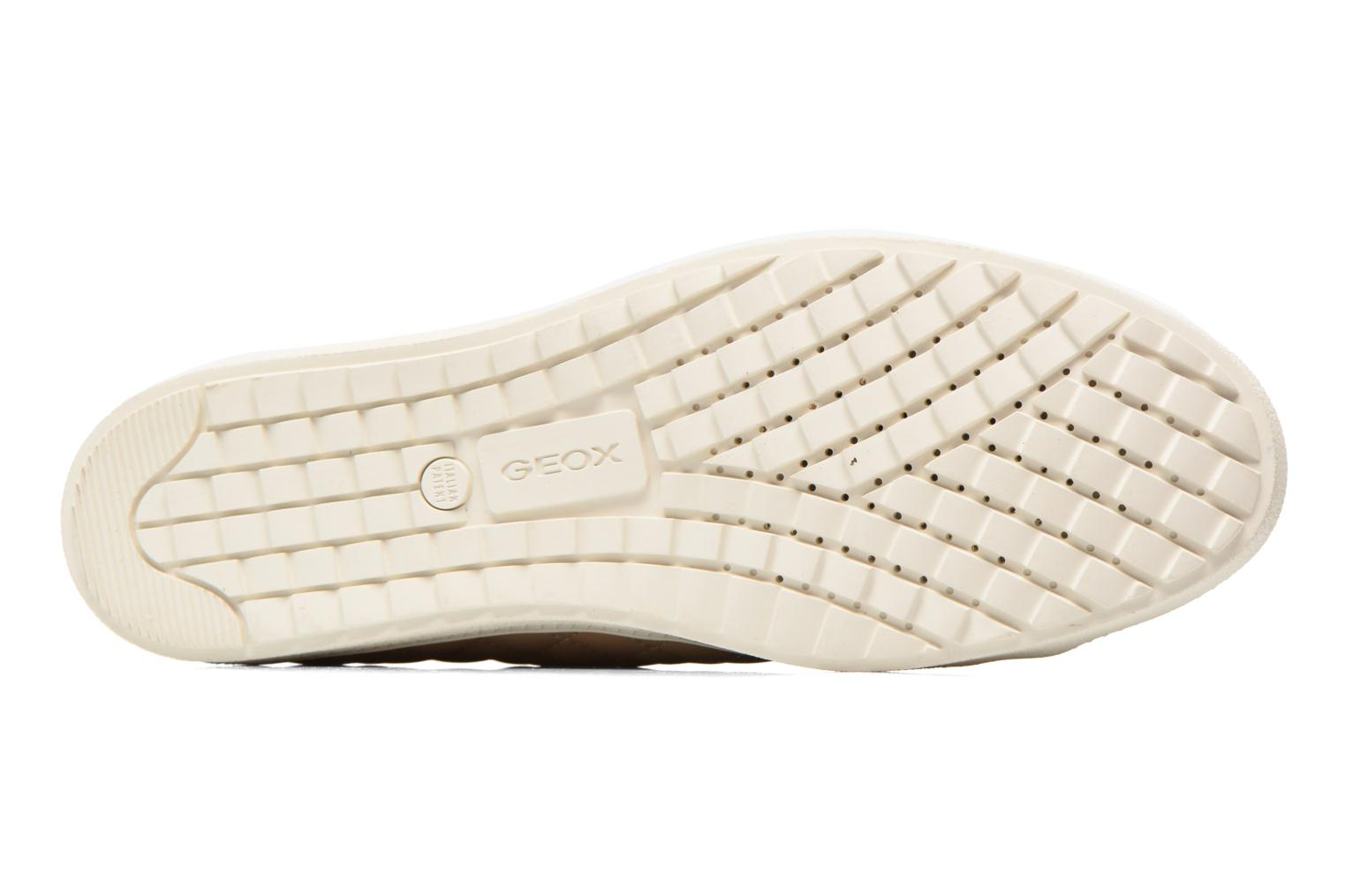 Sneakers Geox D AMARANTH ABX A D62Z4A Beige boven