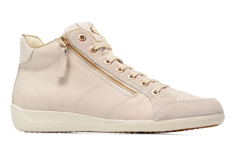 Sneakers Geox D MYRIA A D6268A Bianco immagine posteriore