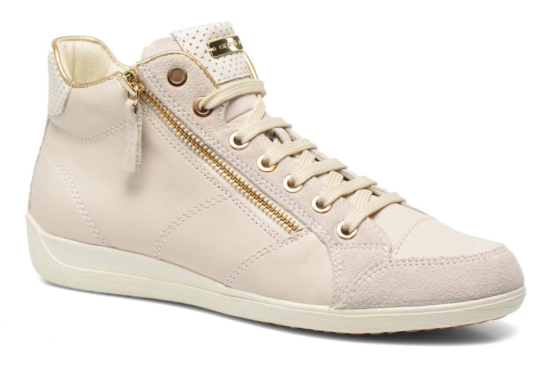 Sneakers Geox D MYRIA A D6268A Bianco vedi dettaglio/paio
