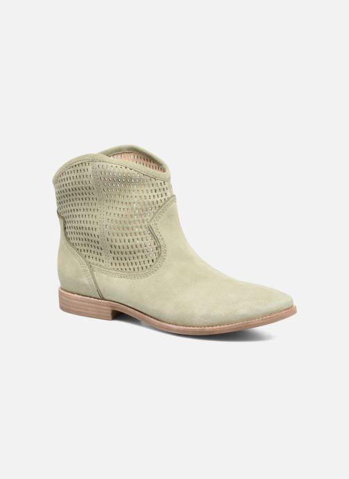 Bottines et boots Geox D ELIXIR E D62C7E Vert vue détail/paire