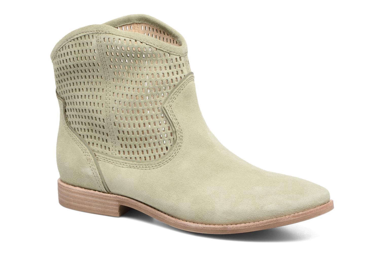 69d03b2e1811aa Geox D ELIXIR E D62C7E (grün) - Stiefeletten   Boots chez Sarenza (299217)